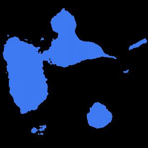 Informations sur les déménagements à destination de la Guadeloupe